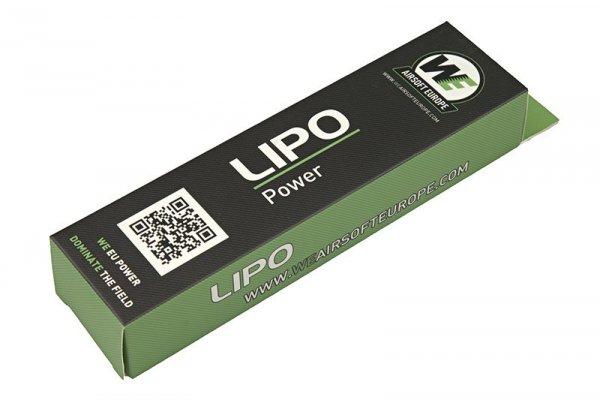 Nuprol - Akumulator LiPo 7,4V 1200mAh 20C