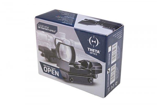 Theta - Replika kolimatora Open - TAN