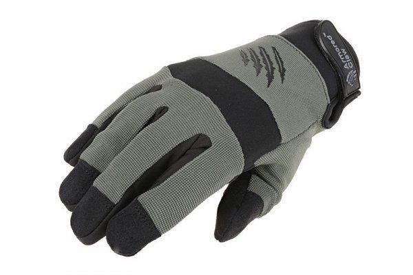 Rękawice taktyczne Armored Claw Shooter Cold Weather - sage green