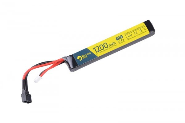 ElectroRiver - Akumulator LiPo 11,1V 1200mAh 15C