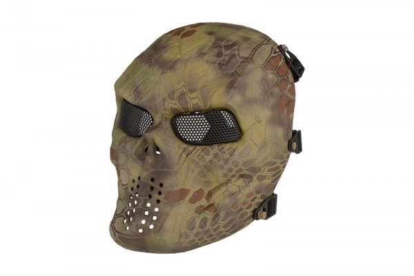 Maska Tactical Skull - MAD