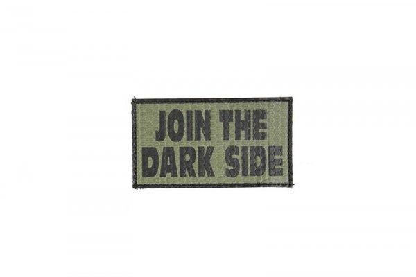 Naszywka IR - Join The Dark Side - OD
