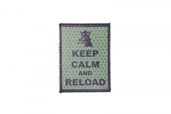 Naszywka IR - Keep Calm - OD