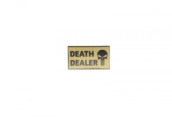 Naszywka IR - Death Dealer prawa - tan