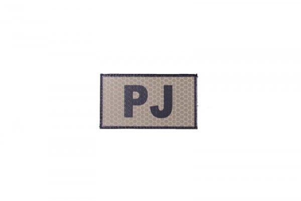 Naszywka IR - PJ - CT