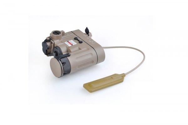 Moduł DBAL-eMkII z latarką i laserem - Dark Earth