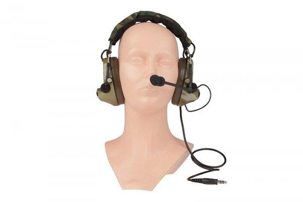 Zestaw słuchawkowy Comtac II - MC