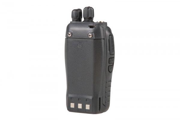 Ręczna, dwukanałowa radiostacja Baofeng UV-B5 (VHF / UHF), 1/5W