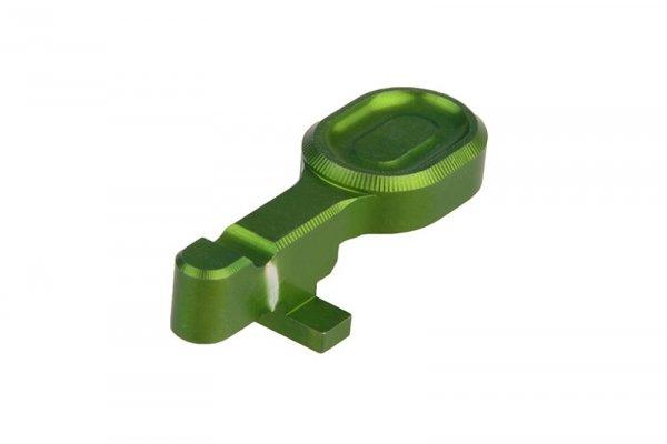Retro Arms - Bolt-catch CNC do replik M4 - zielony