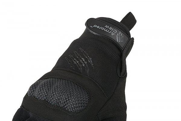 Armored Claw - Rękawice taktyczne Shield Cut - czarne