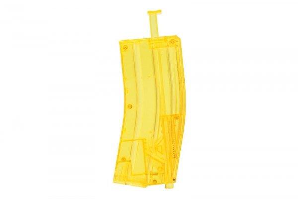 Szybkoładowarka w kształcie magazynka M4/M16 - Żółta