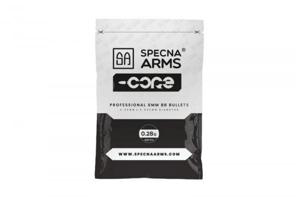 Specna Arms - Kulki CORE 0,28g 1000szt.