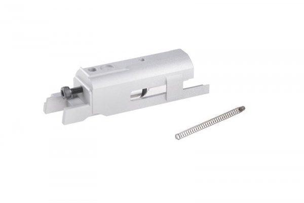 Obudowa mechanizmu Ultra Low Blowback Marui HI-CAPA (TM51-S)- srebrna