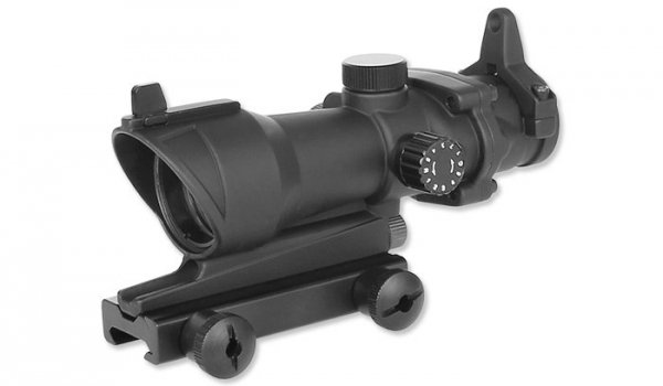 Aim-O - Luneta ACOG 4×32 - Red/Green Reticle - AO 5318-BK
