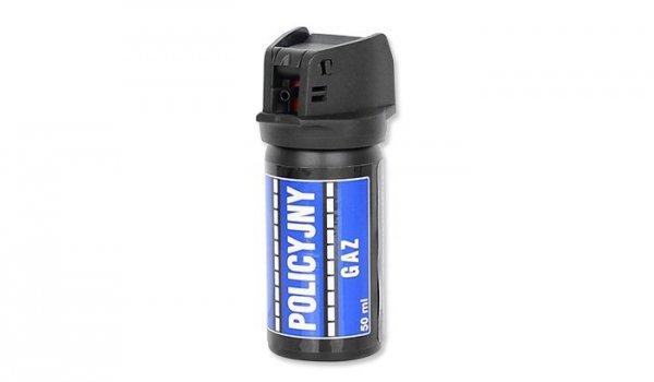Gaz pieprzowy Policyjny - 50 ml