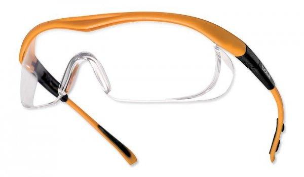 Bolle - Okulary TARGA - Clear - TAPSI
