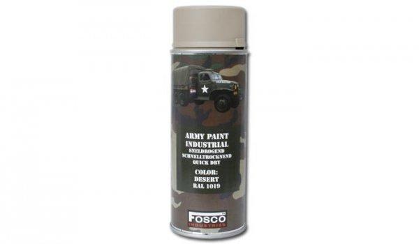 FOSCO - Farba do maskowania RAL 1019 - Desert
