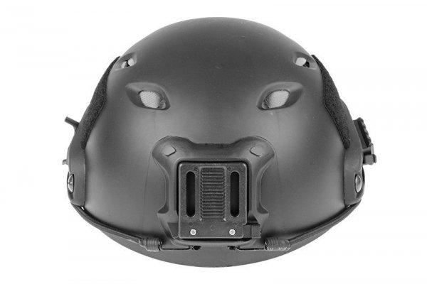 FMA - Hełm typu FAST BJ CFH (L/XL) - czarna