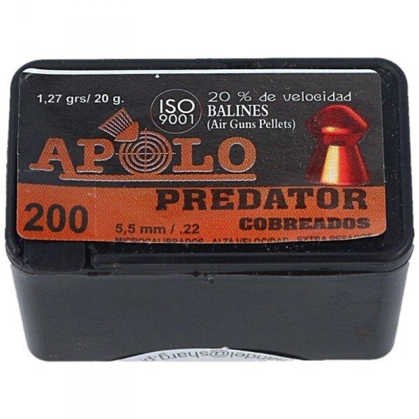 Apolo - Śrut Predator 5,50/200szt. (E 19951)