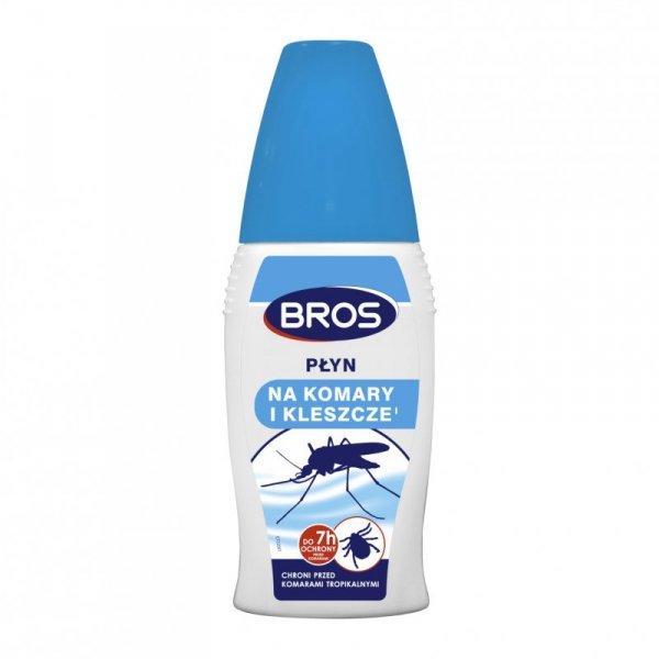 Płyn Bros na komary i kleszcze 50 ml.