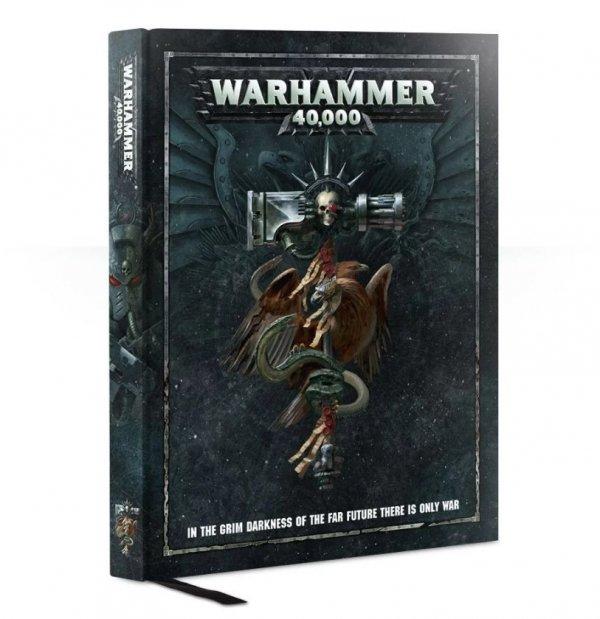 Warhammer 40000 Rulebook
