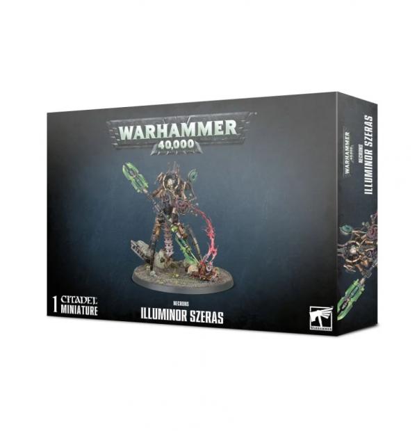 Warhammer 40K - Necrons Illuminor Szeras