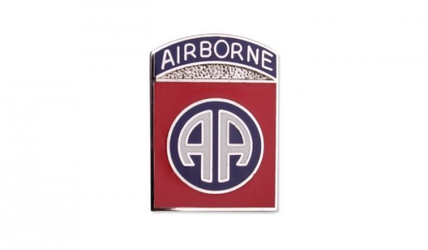 FOSCO - Emblemat 82nd Airborne US