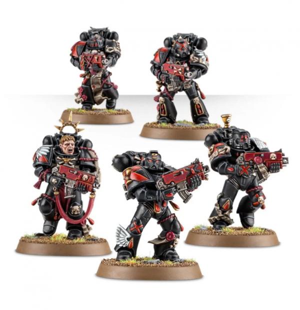Warhammer 40K - Blood Angels Death Company