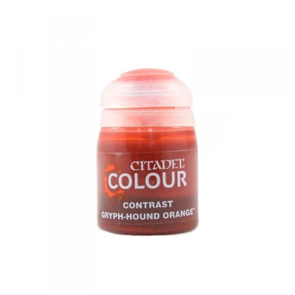 CITADEL - Contrast Gryph-Hound Orange 18ml