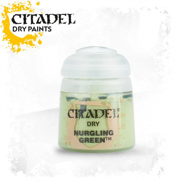 CITADEL - DRY Nurgling Green 12ml