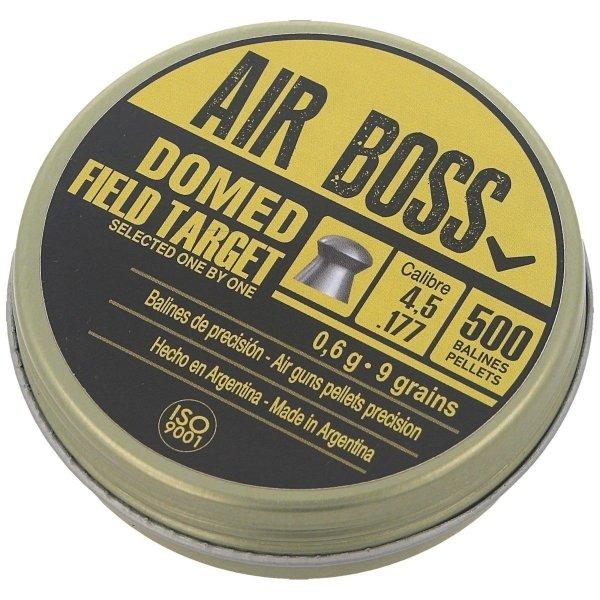 Apolo - Śrut Air Boss Domed Field Target 4,50mm 500szt. (E 30202)