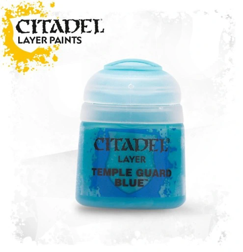 CITADEL - Layer Temple Guard Blue 12ml