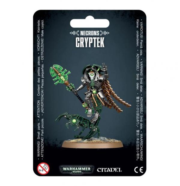 Warhammer 40K - Necrons Cryptek