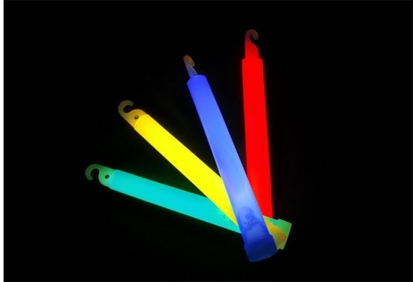 Światło chemiczne GlowStick - żółte