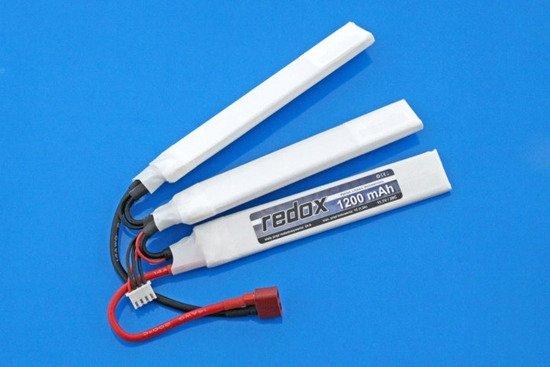 Redox - Akumulator LiPo 11,1V 1200 mAh 20C [1+1+1]
