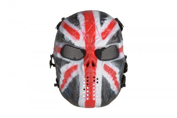 Maska Tactical Skull - Knight
