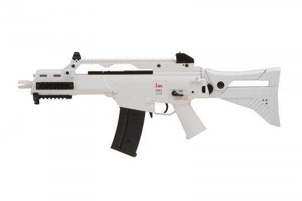 Replika karabinka H&K G36C IDZ F-AEG - Biały