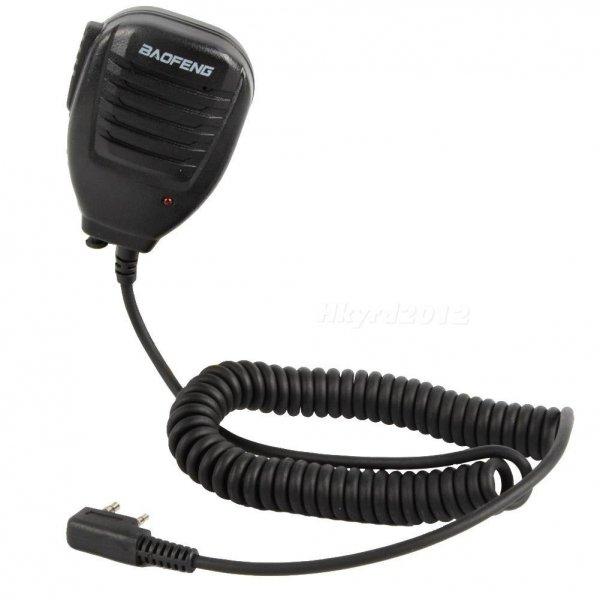 Mikrofonogłośnik Baofeng typu KENWOOD