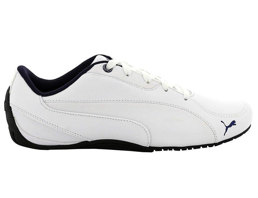 Białe buty męskie puma drift cat 305701 01 41 Zdjęcie na