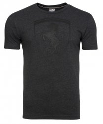 PUMA FERRARI T-SHIRT MĘSKI BIG SHIELD 569364 04