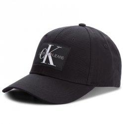 Calvin Klein Jeans czapka z daszkiem K40K400752 016 J Monogram Cap M