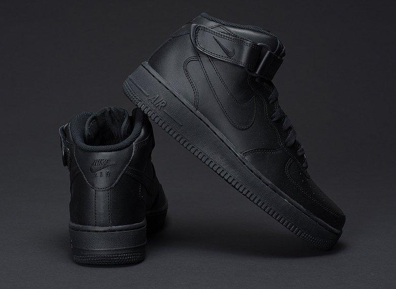 Buty Nike Air Force 1 Mid damskie (GS) 314195 004