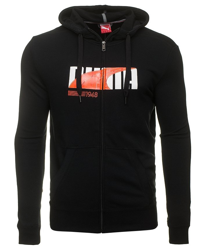 PUMA BLUZA MĘSKA FUN INJ HD SWEAT JKT 832275 01
