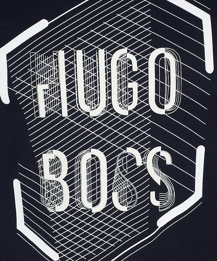 T-SHIRT MĘSKI HUGO BOSS