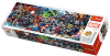 Puzzle 1000 Trefl 29047 Panorama - Dołącz do Uniwersum Marvela - Disney