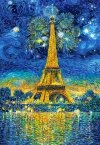 Puzzle 1500 Castorland C-151851 Święto Paryża