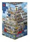 Puzzle 1500 Heye 29697 Statek - Cruise - Lyon Anders