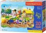 Puzzle 20 Maxi Castorland C-02283 Rzepka - Big Turnip
