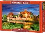 Puzzle 1000 Castorland C-103010 Malbork Castle - Poland