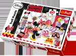 Puzzle 60 Trefl 17225 Myszka Minnie - Zakupowe Szaleństwa Minnie